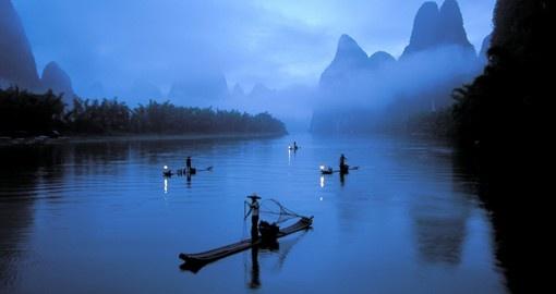 Chine 3 - Destination Asie