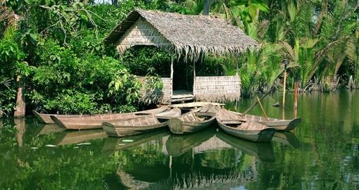 Delta du Mékong 2 - destination-asie