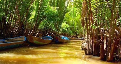 Delta du Mékong 3 - destination-asie