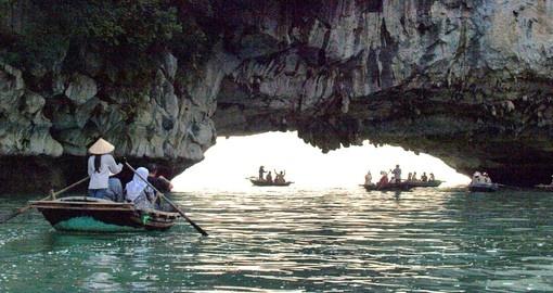 La baie d'Halong 2 - destination-asie