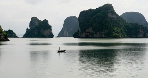 La baie d'Halong 3 - destination-asie