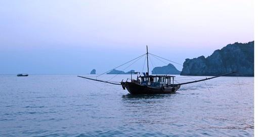 La baie d'Halong 4 - destination-asie