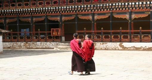 Bhutan - History