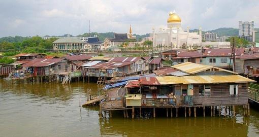 Brunei - Histoire