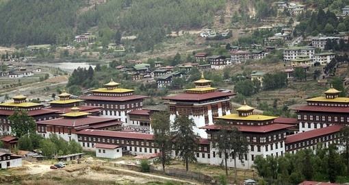 Thimphu : Tours, Forfaits Vacances et Expériences de Voyage