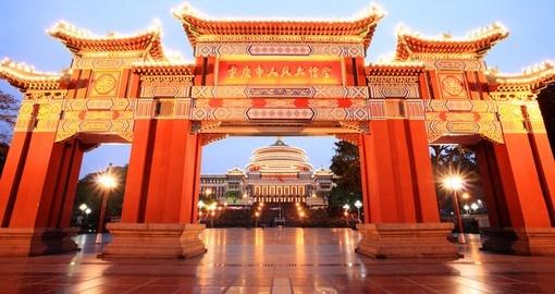 China & Tibet - Culture